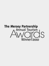The Merseyside Partnership Annual Tourism Awards Winner 2010
